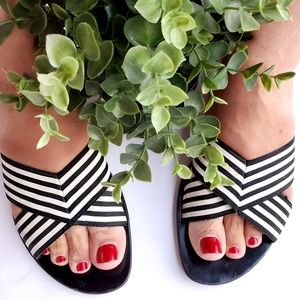 Kate Spade Square Heel Sandal